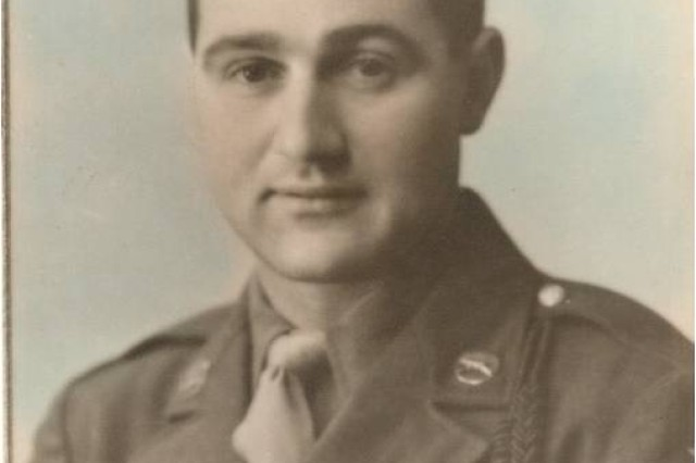 Staff Sgt. John R. Simonetti, a Ranger with the 2nd Infantry Division was killed June 16, 1944 during the battle of the hedgerows in St. Germain d'Elle, France. The Queens, New Yorker's remains were not found and confirmed until 2009. On Oct. 25 he was interred at Arlington National Cemetery as more than 100 members of his extended family said their farewells.
