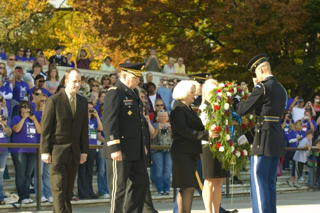 FORSCOM officials honor present, past Soldiers and their Families