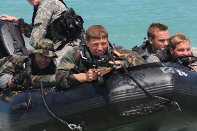 Waterborne Soldiers