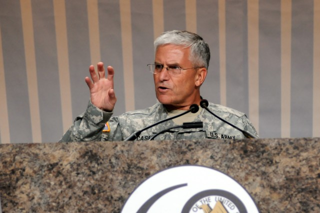 Army will see more of same for years, CSA says