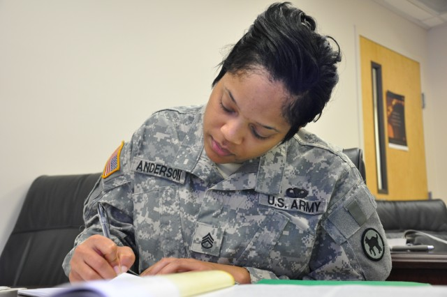 WTU Soldiers, families hit the books: Partnership offers wounded warriors college credits