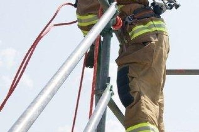 Hunter Firefighters win Challenge