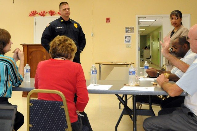 Fort Rucker police discuss law enforcement trends