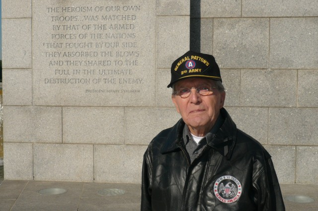 Belgian helps U.S. WWII vets realize dream