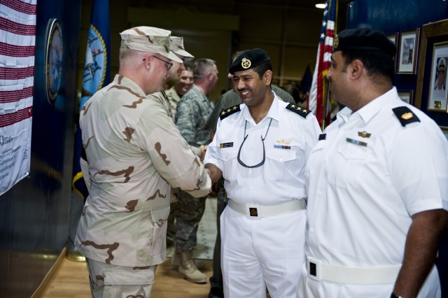 Navy Law and Order Detachment changes leadership