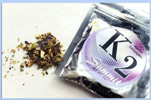 Spice: the other marijuana