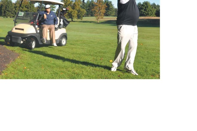 AUSA hosts Wounded Warriors during Ruggles golf tournament