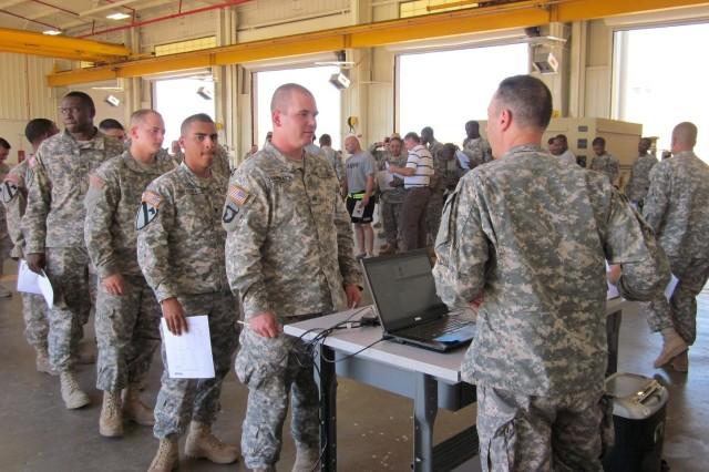 ANSUR II begins at Fort Hood