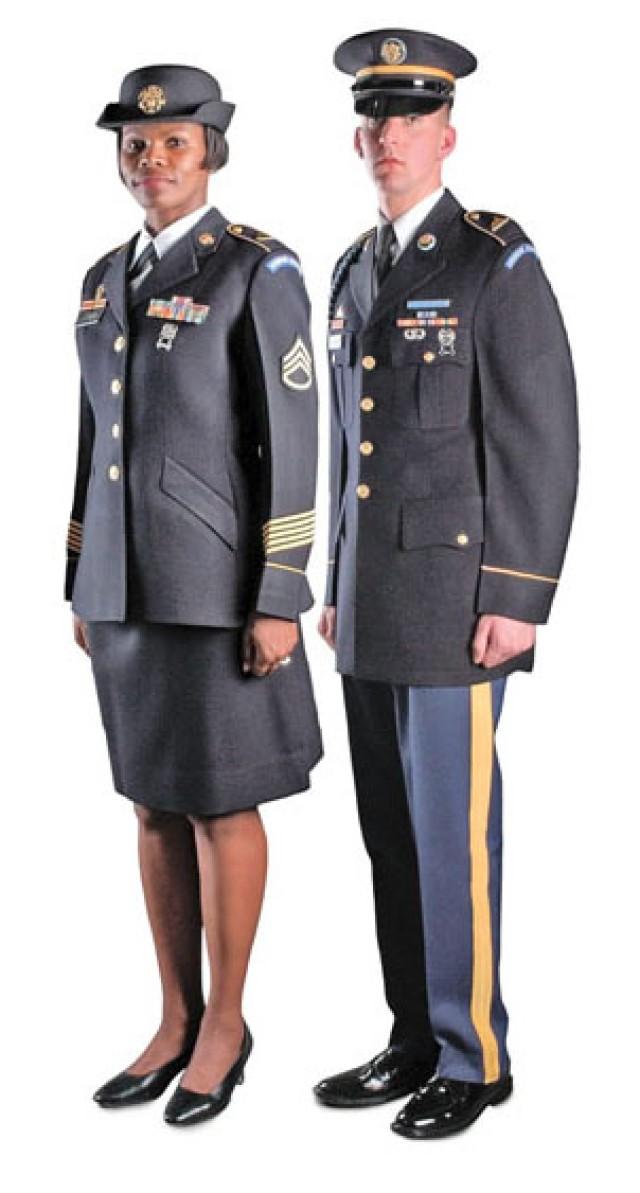 Class A uniforms