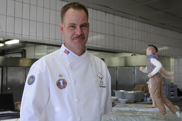 Soldiers prepare for Culinary World Cup