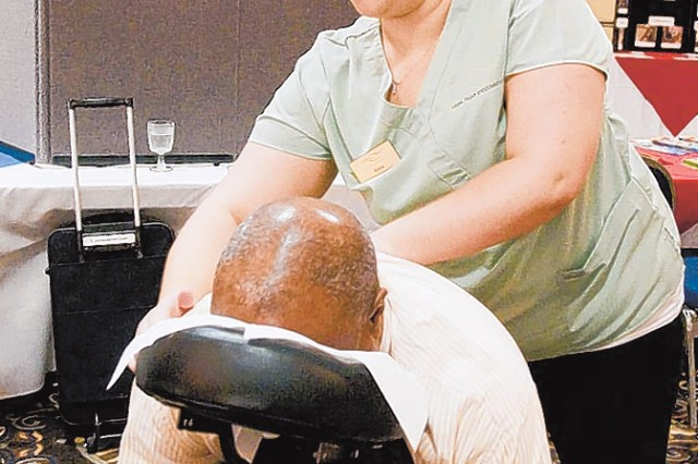 Health fair provides care for Fort Bragg civilian employees