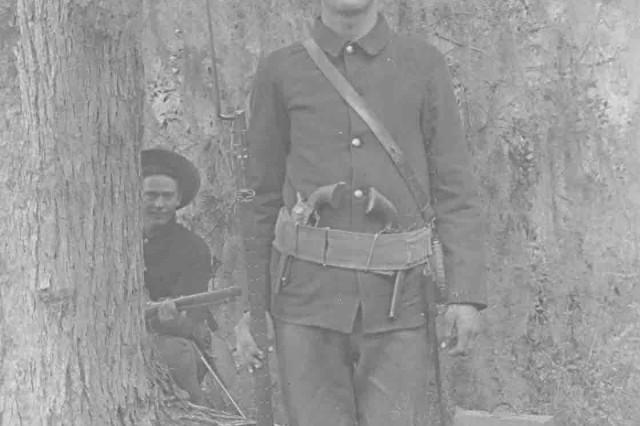 Pvt. Karl Brauchle