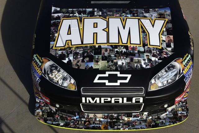 Army Racing