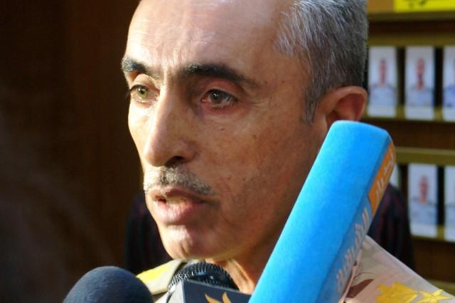 Iraqi, Jordanian military leaders discuss officer training