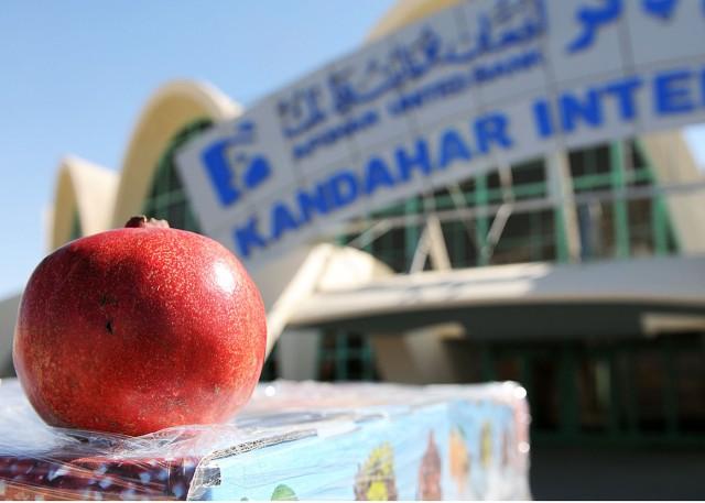 Kandahar farmers thrive as pomegranates export to international market