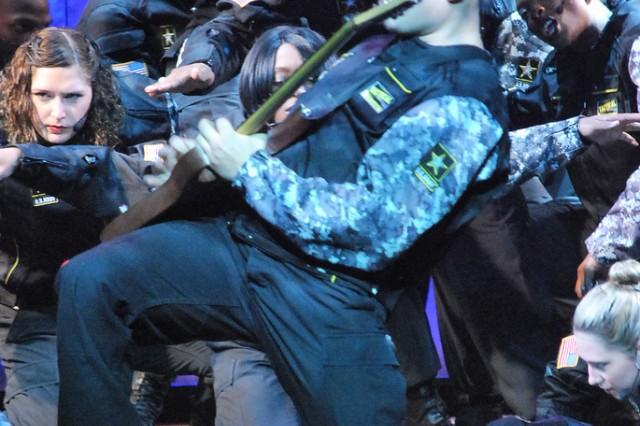 Soldier Show finale