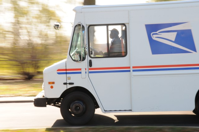 Enhanced security measures delay military mail delivery times