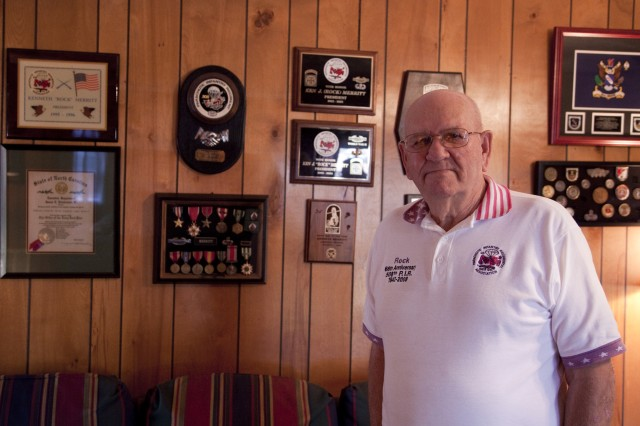 Retired Fort Bragg Soldier shares almost 70 years of memories