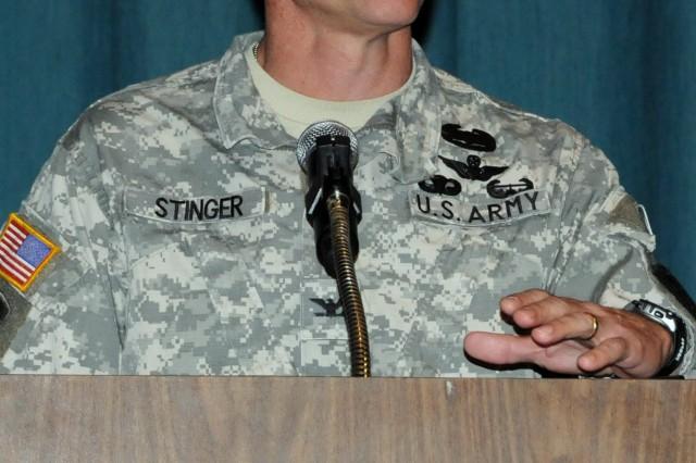 110th Avn. Bde. honors retention officers