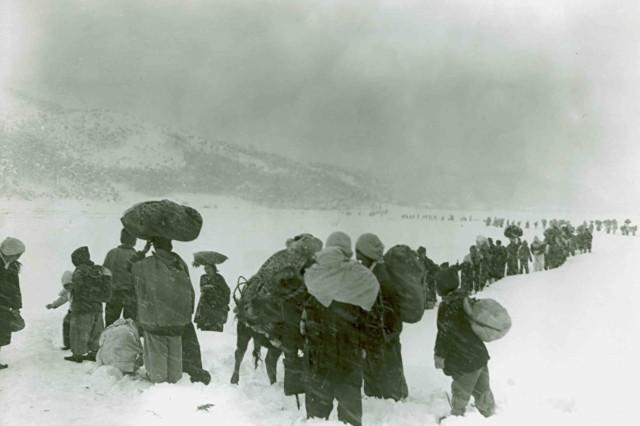Korean Refugees