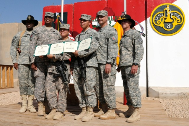 3ACR Reenlistment 3