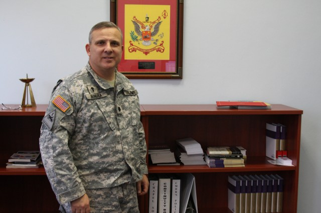 Schweinfurt Chaplain attempts spiritual approach to PTSD treatment