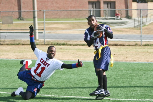 Osan Falcons fall from unbeaten, remain atop league standings