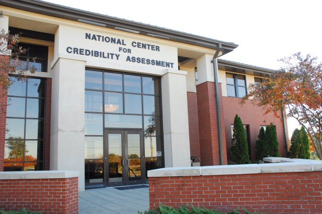 The National Center for Credibility Assessment, formerly the Defense Academy for Credibility Assessment, officially changes its name during a ribbon-cutting ceremony today.