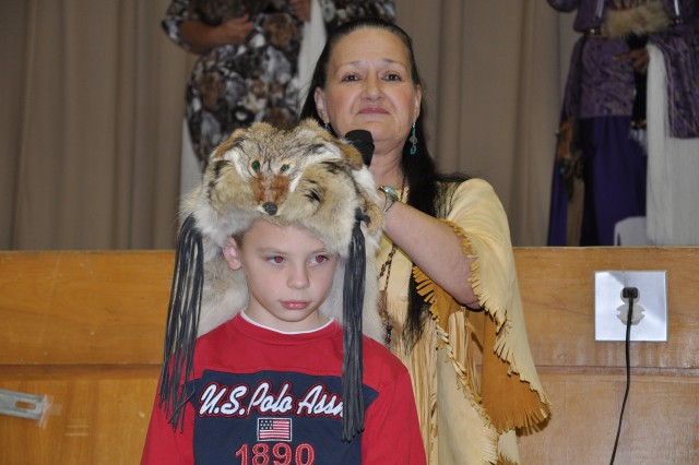 School events honor Native Americans