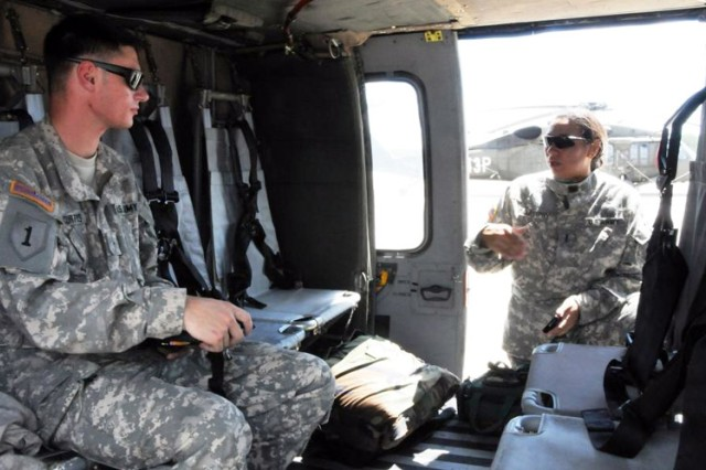 ARNG Aviators serve limited active-duty tours Fort Rucker flightline