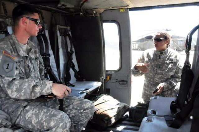 ARNG Aviators serve limited active-duty tours Fort Rucker flightline