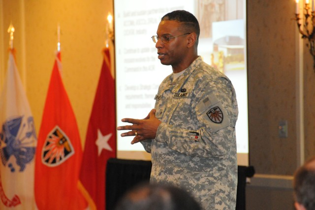 Commanding General Address Summit