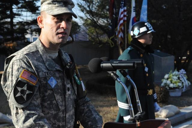 JSA Security Battalion remembers fallen warrior