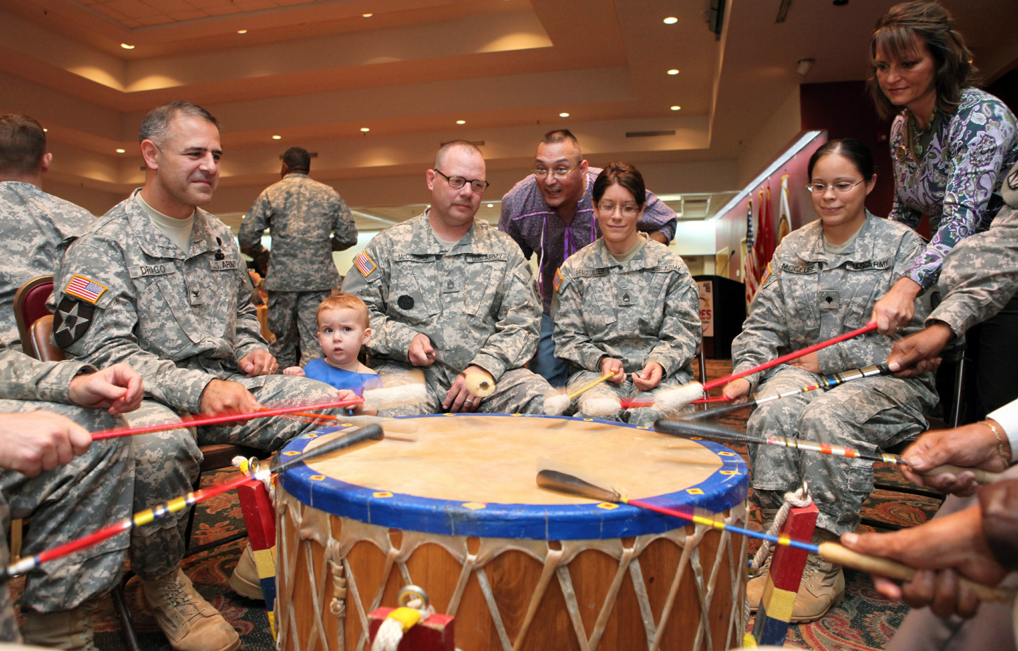 Fort Sill honors American Indians | Article | The United States Army
