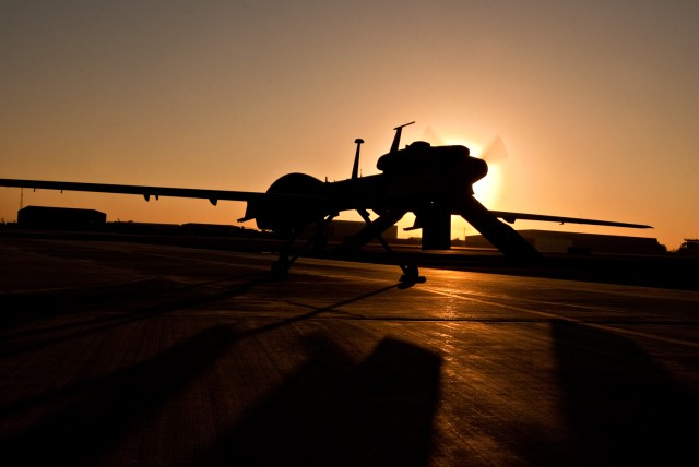 Army unit flies new unmanned aircraft in Iraq