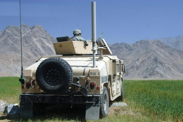 Duke V3 is a counter radio-controlled improvised explosive device (RCIED) electronic warfare (CREW) system that was developed to provide U.S. forces critical, life-saving protection against a wide range of threats.