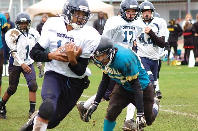 CYS Services sports: Cowboys football team named IMCOM-E champs