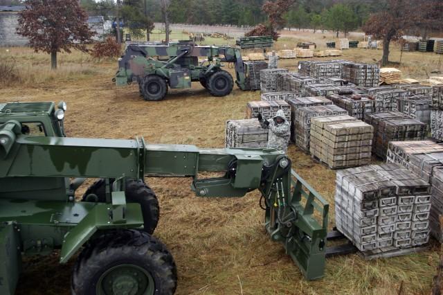 Ordnance unit introduces new Ammunition Specialist training at Fort McCoy