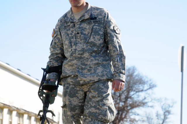 Soldiers train on new mine-clearing equipment at Fort McCoy
