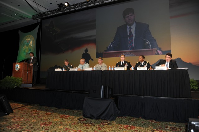 Panel discusses support to Warfighter