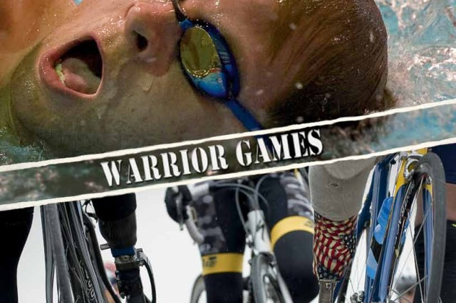 The Paralympics-sponsored Warrior Games demonstrates Soldiers' determination throughout the healing process.