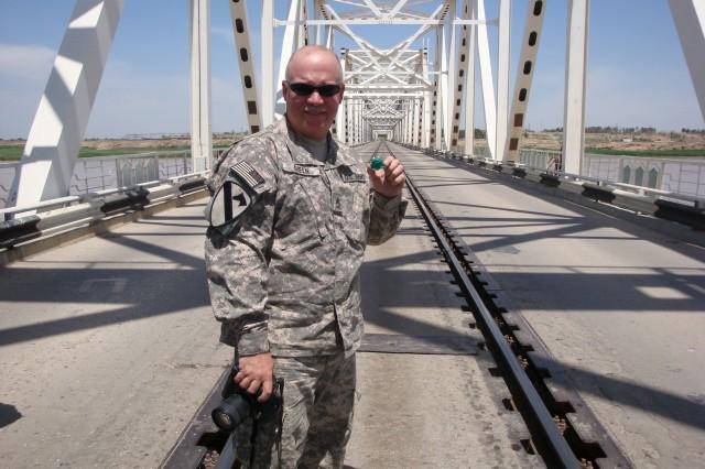 Sgt. 1st Class John Queen, Public Affairs, 1st Brigade Combat Team, 10th Mountain Division