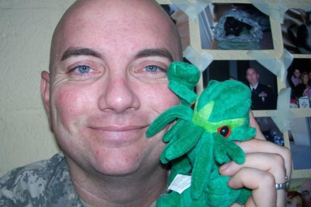 2nd Lt. Joshua Weisman, Transportation NCO, 2nd Stryker Cavalry Regiment, Kandahar, Afghanstan