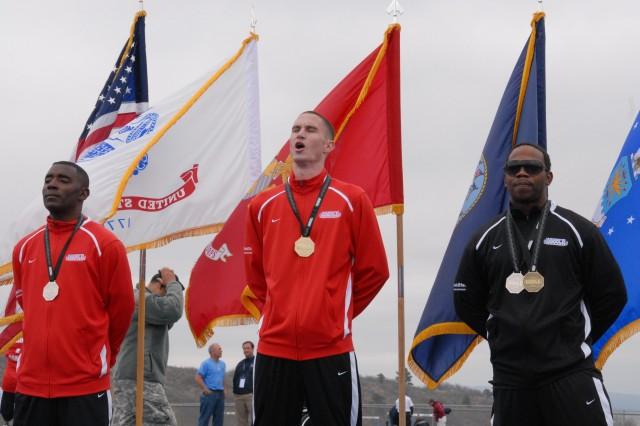 Winning medals and battling PTSD