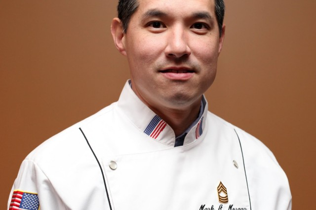 Master Sgt. Mark Morgan was recognized as one of the top three pastry chefs in the world during the Culinary World Cup in Luxemburg from Nov. 20 to 24. Morgan also was a member of the American Culinary Federation Culinary National Team USA, which earned two gold medals in the hot-food portion and cold-food display categories during the competition.