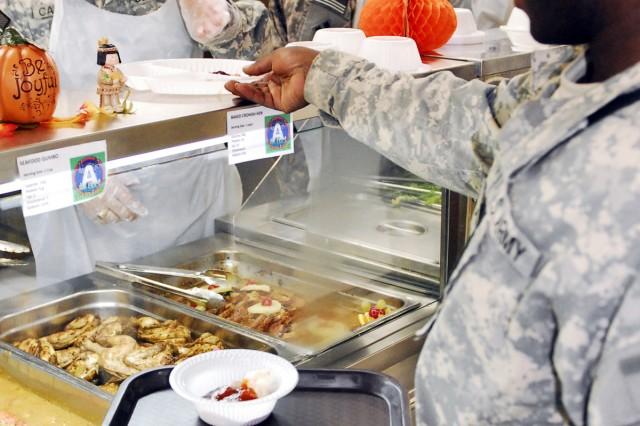 Thanksgiving Iraq