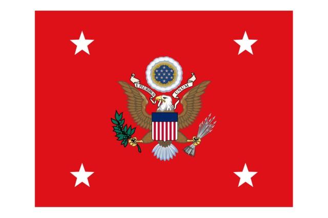 Seretary of the Army flag