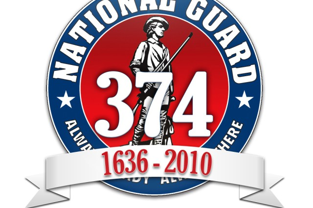National Guard 374th Birthday