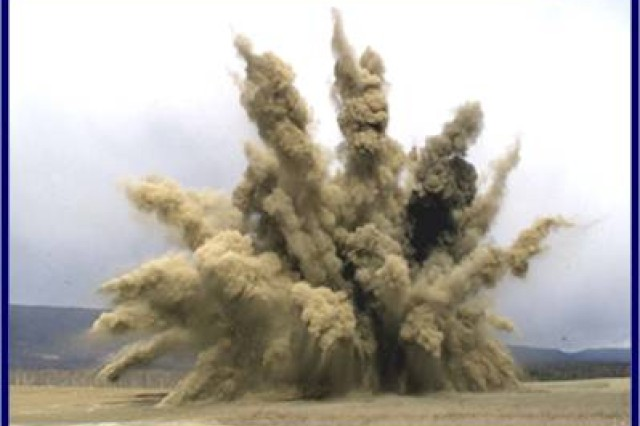US Army Photo. Missile demilitarization at LEMC.