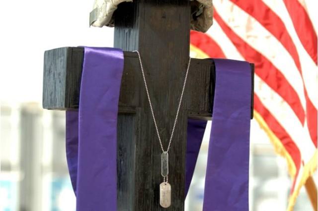 Chaplain Goetz memorial photo